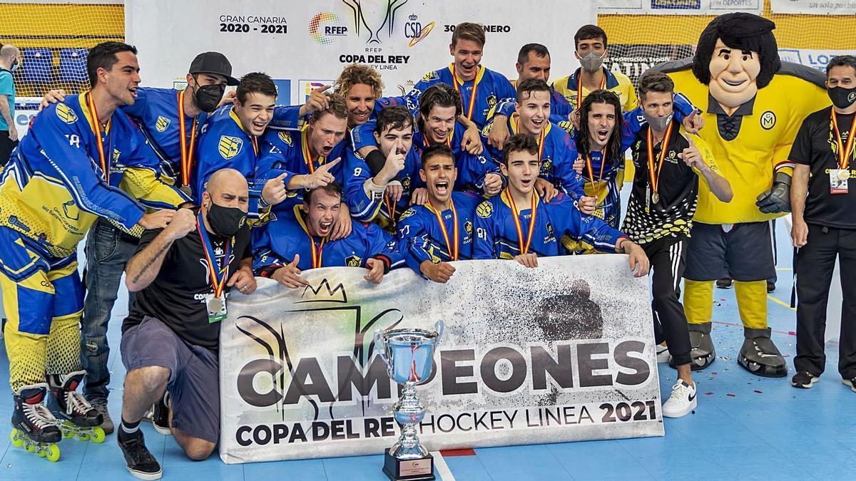 El Molina Sport, campeón