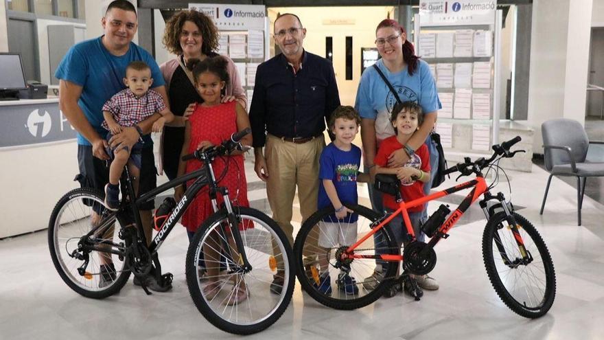 Quart de Poblet: el Ministerio premia sus políticas de movilidad