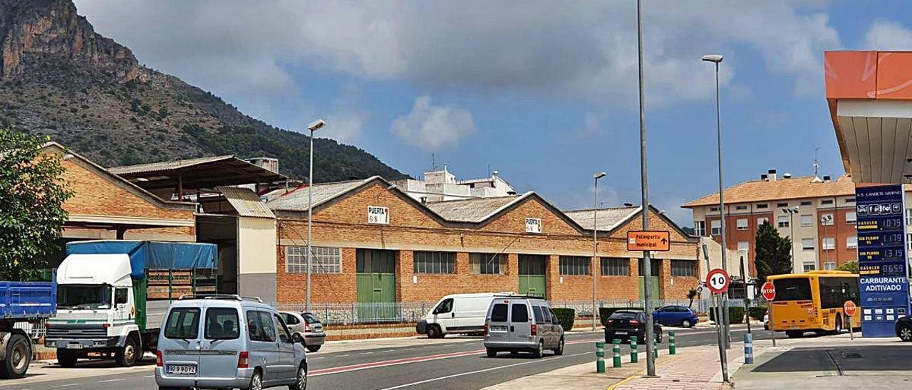 Tavernes reurbanizará 50.000 m2 en la zona degradada de Federico Giner