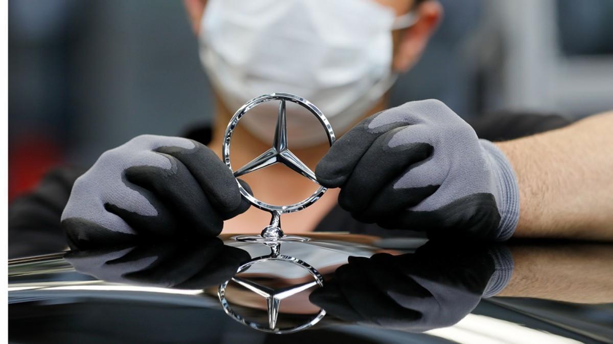 El grupo Daimler aumentó su beneficio un 52,5% en 2020