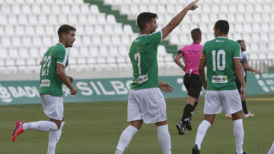 El club de los primeros goleadores del Córdoba CF
