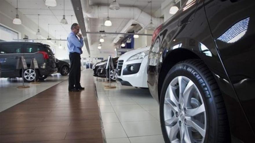El mercado automovilístico cae hasta abril un 39,3% respecto a 2019