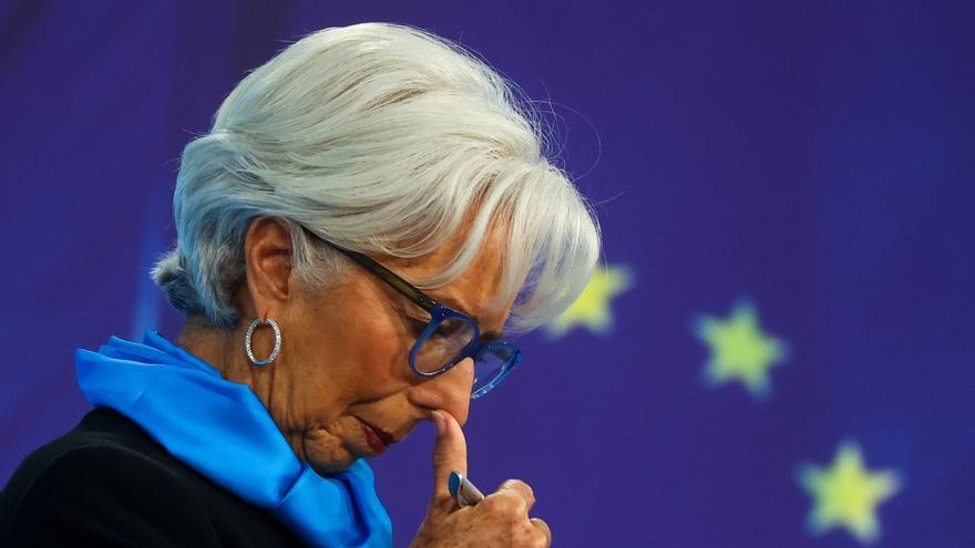 El BCE mantiene desplegado su arsenal pese a la escalada de la inflación