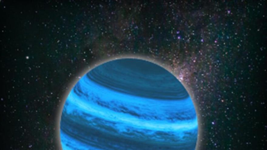 Las lunas de los exoplanetas nómadas podrían albergar agua y vida