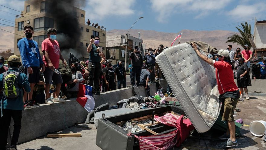 Brote xenófobo en Chile contra inmigrantes venezolanos