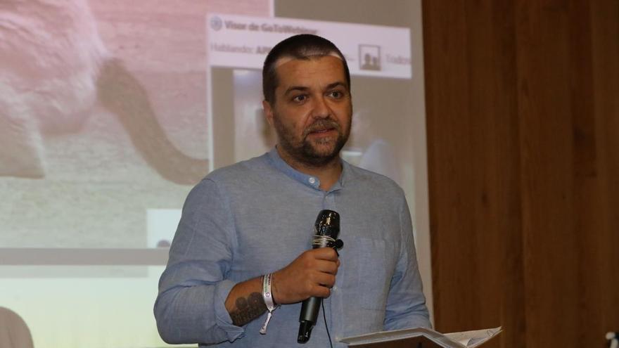 """Un alto cargo del Gobierno lamenta en Castelló que los """"bous al carrer"""" sean legales"""