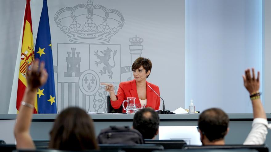 El Consejo de Ministros aprueba la declaración de zona catastrófica para las zonas incendiadas, pero no para el Mar Menor