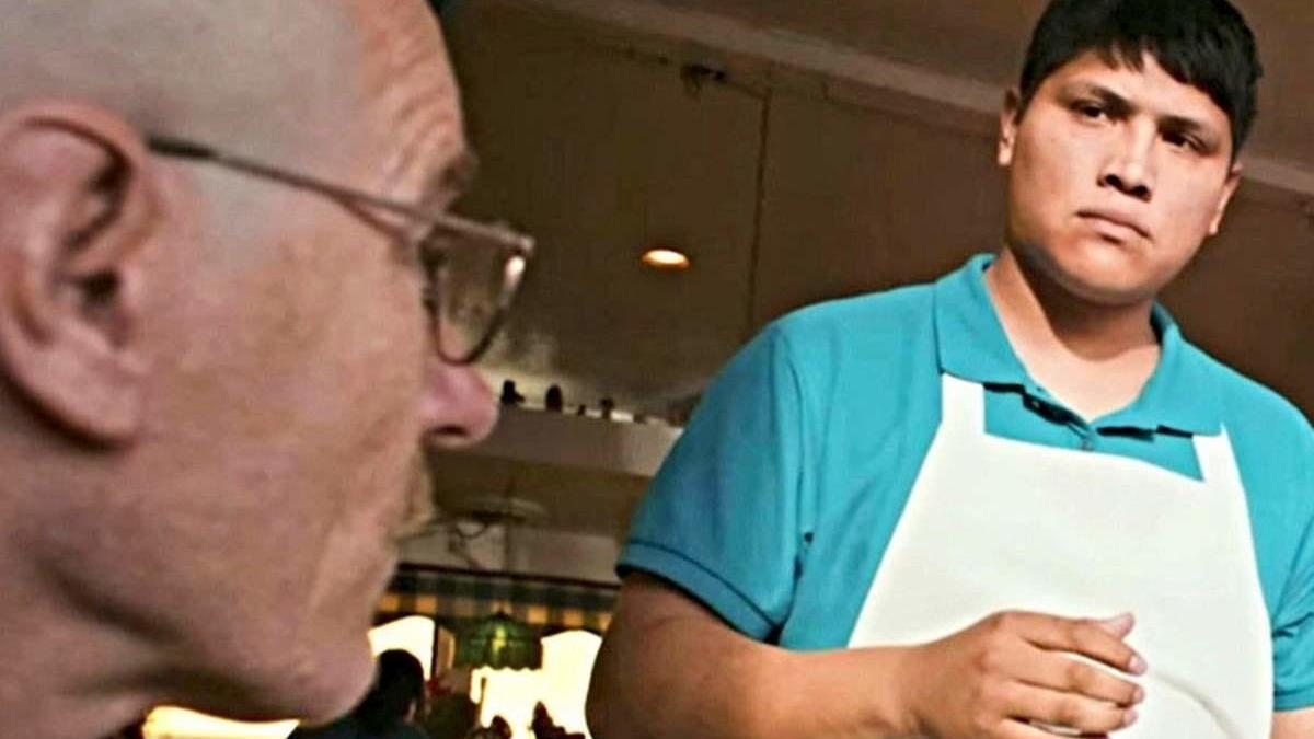 El actor de 'Breaking Bad' Johnny Ortiz, acusado de intento de asesinato.