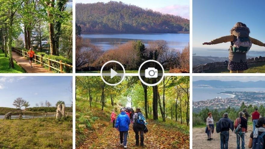 Déjate llevar por las mejores rutas de senderismo de Vigo