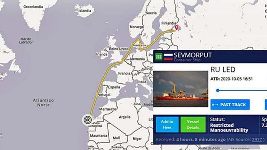 De la amenaza del desguace a cruzar aguas de 14 países