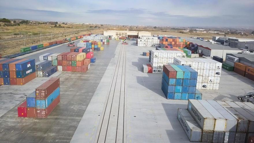 Puerto de Barcelona impulsa la economía de Aragón