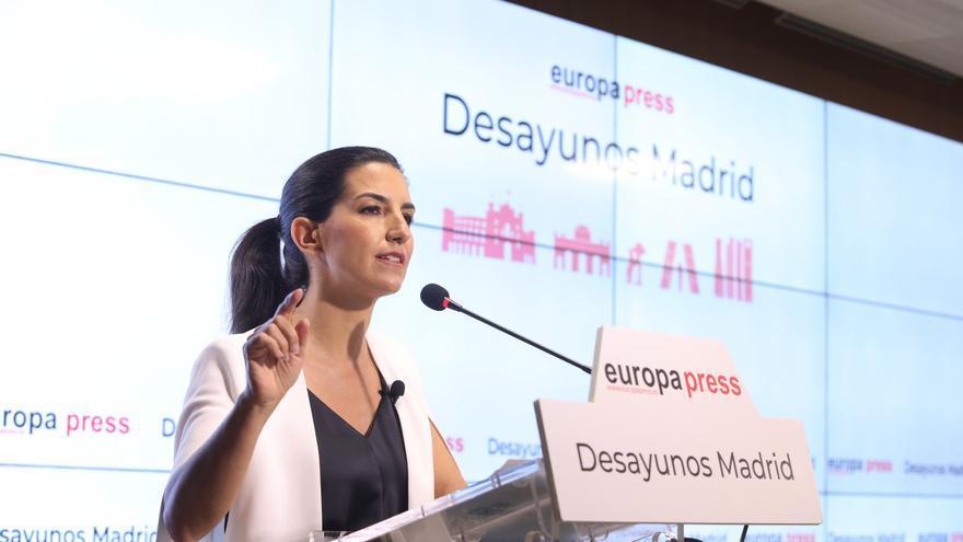 """Monasterio marca el objetivo de que Podemos no tenga escaños en Madrid: """"Si no entra, se acabó en toda España"""""""