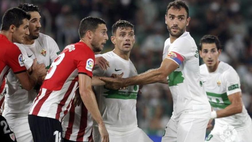 El Elche y el Athletic empatan a todo (0-0)