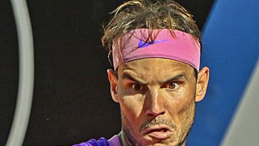 Nadal somete a Opelka y buscará el décimo título contra Djokovic