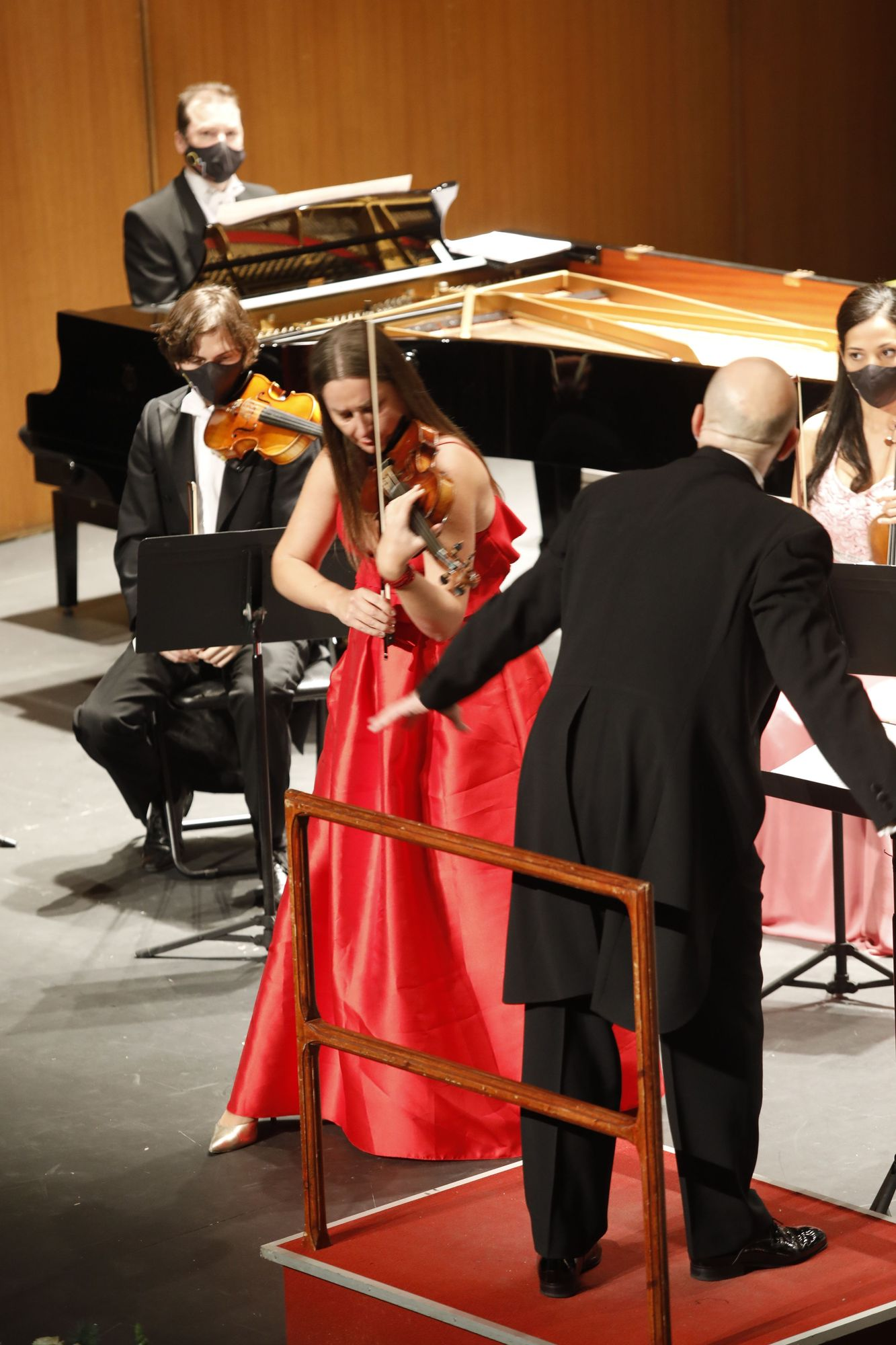 Concierto de Año Nuevo en el Teatro Jovellanos