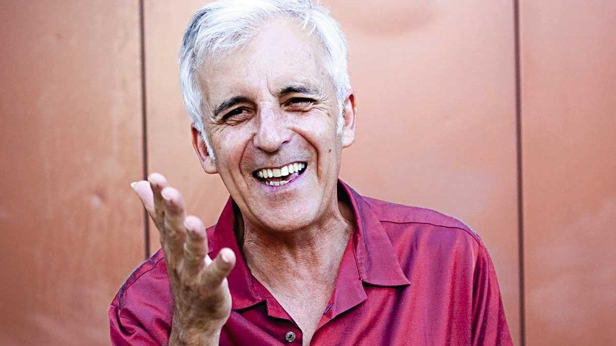 El cantante y compositor Kiko Veneno.