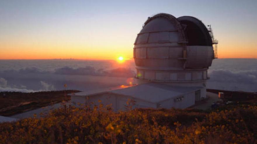 Alumnos canarios descubren 31 asteroides