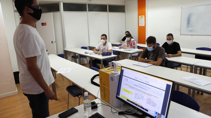 Educación prepara unas megaoposiciones en 2022