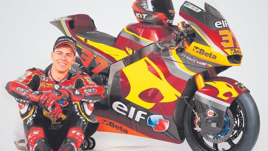 Augusto Fernández arranca con  una discreta décimo cuarta posición