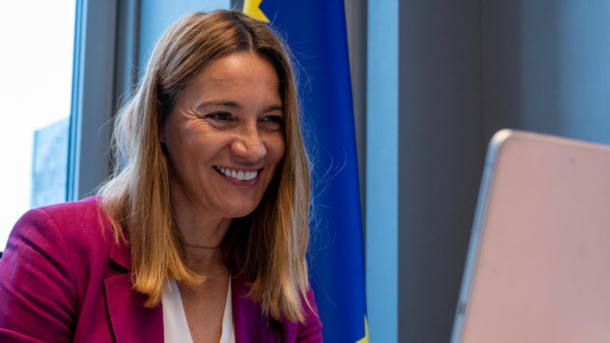 La eurodiputada de Ciudadanos, Susana Solís.