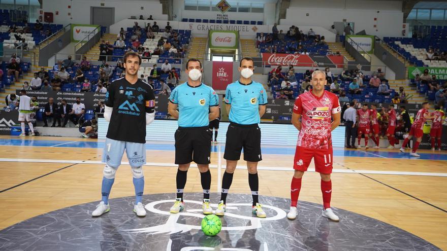 El Palma Futsal perdona demasiado y pierde con ElPozo Murcia