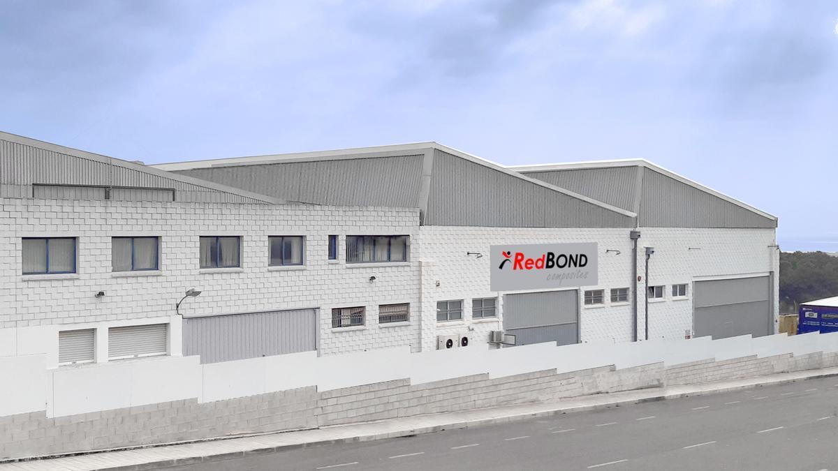 The RedBonds factory in Alicante.