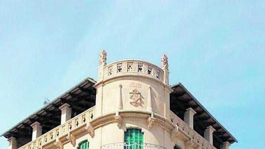 Piden que una obra municipal no afecte a un edificio modernista de Campos