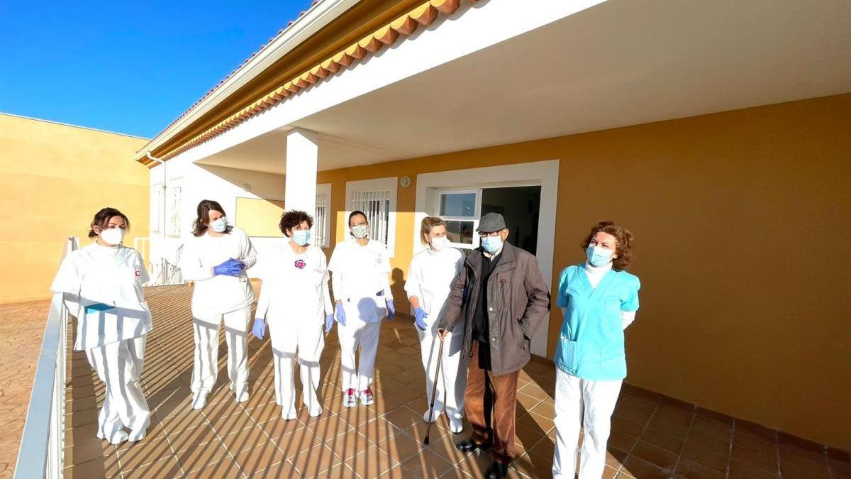 Salorino estrena su residencia de mayores para 33 usuarios