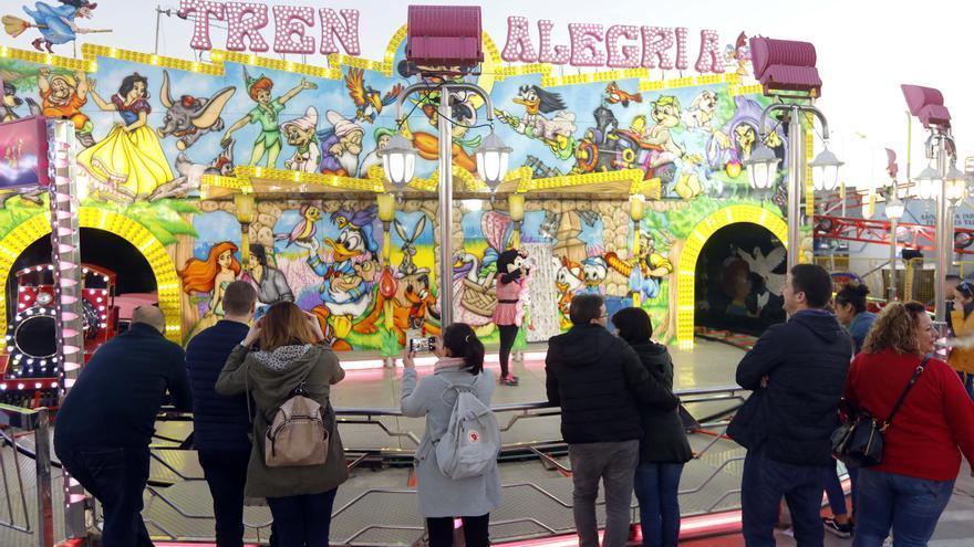 Abre la feria de Navidad de València: horario, ubicación y aforo