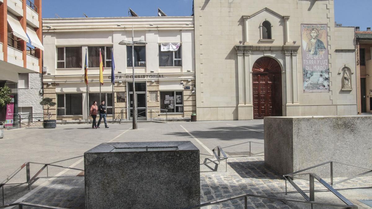 Imagen del Ayuntamiento de Bigastro