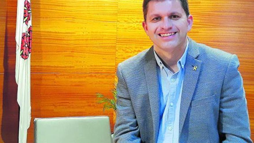 Marc Danés: «Proposaré la creació del Consell d'Infants per als joves de Roses»