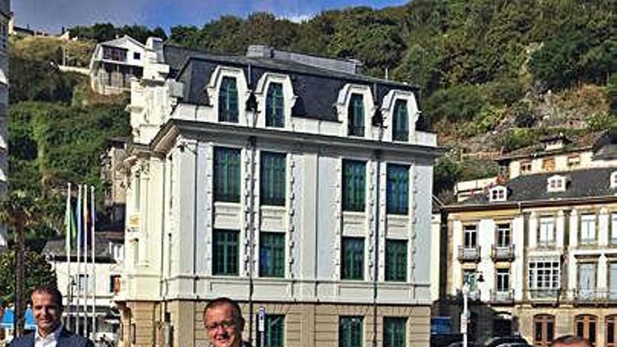 Convenio entre la Confederación de la Construcción y el Sabadell Herrero