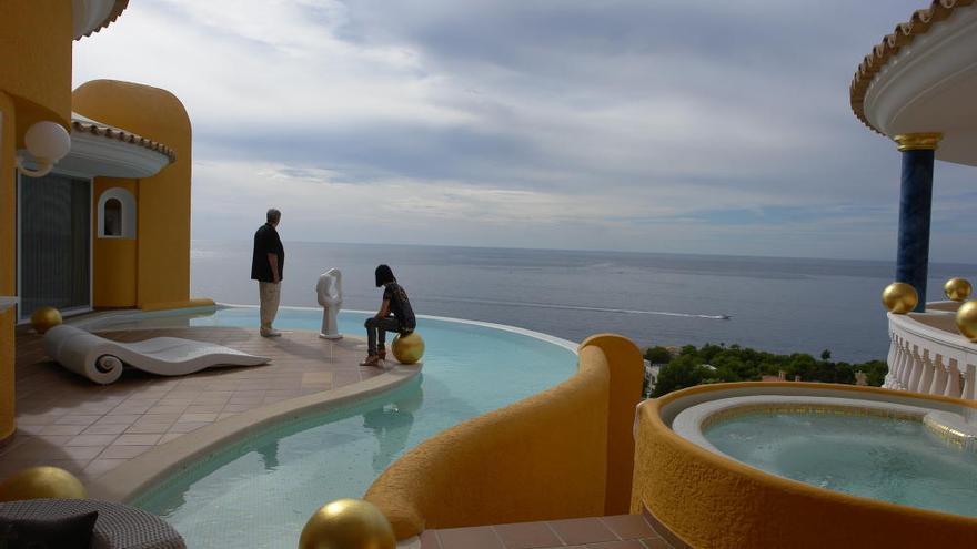 Luigi Colani ist tot - das ist seine goldene Mallorca-Villa