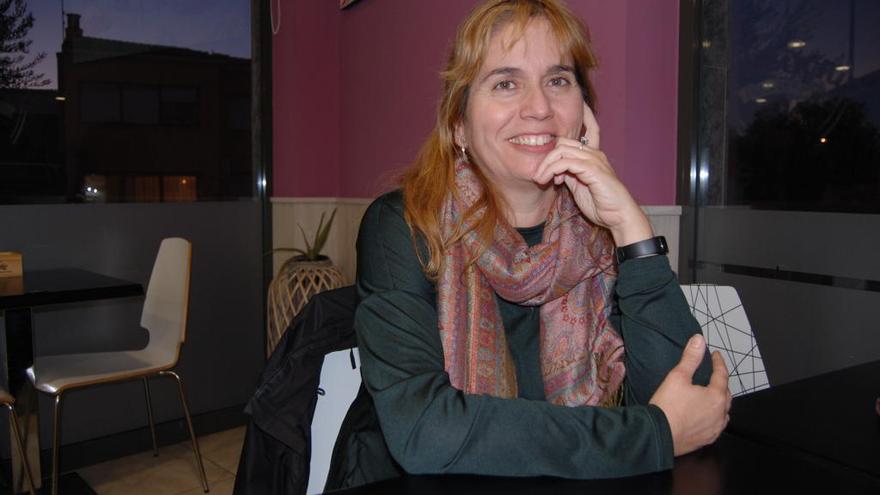 Maria Sánchez: «Laura és l'exemple d'heroïna anònima i lluitadora»