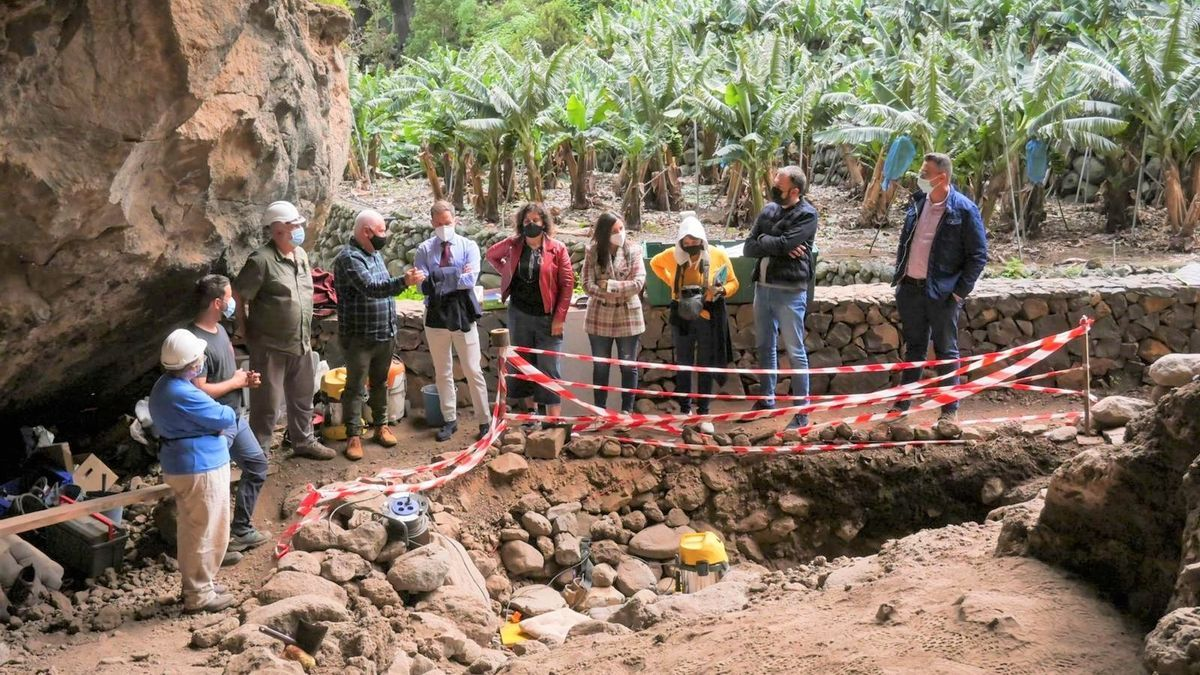 Finaliza la excavación en la Cueva de El Tendal