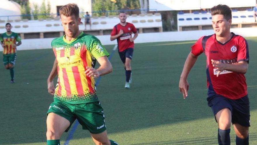 Un Castellón 'matador' golea al Benicarló (1-5)