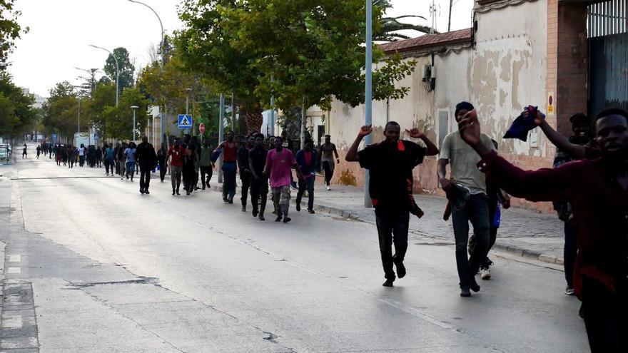 Melilla confina dos semanas un centro de menores debido a un brote con cerca de 90 afectados