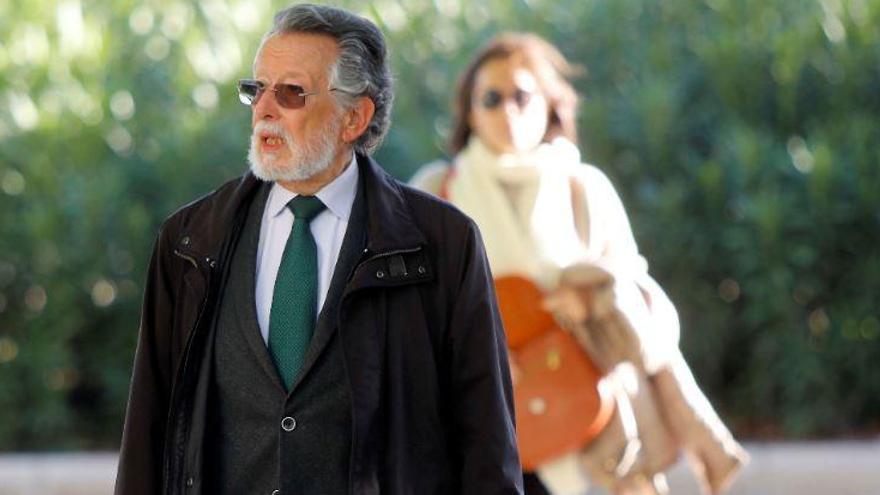 Condenan a cuatro años de cárcel a Alfonso Grau por cohecho y blanqueo