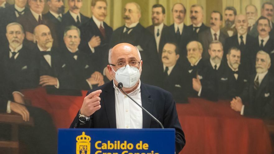 El Cabildo de Gran Canaria pide al TSJC que corrija el error de llamar 'Las Palmas' a la isla