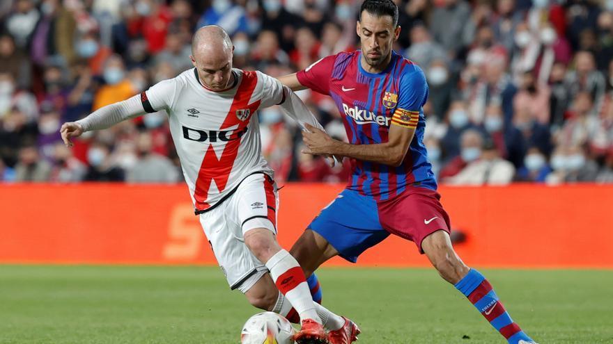 El Barça no pot amb el Rayo (1-0)
