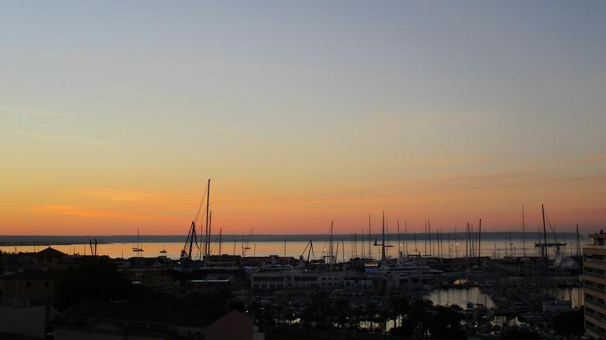 El tiempo en Mallorca: temperaturas en ligero descenso