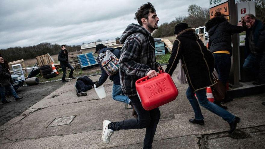 'El colapso', de la política al terror
