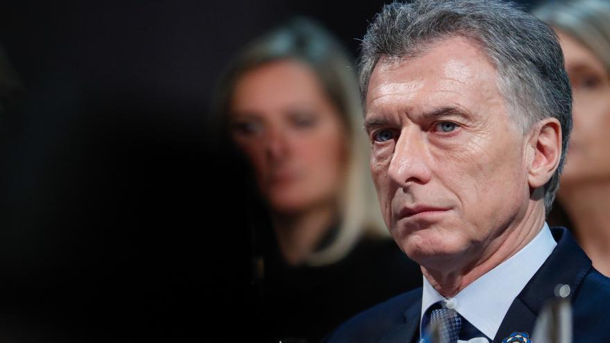 Macri, expresidente de Argentina imputado por un delito de enriquecimiento ilícito