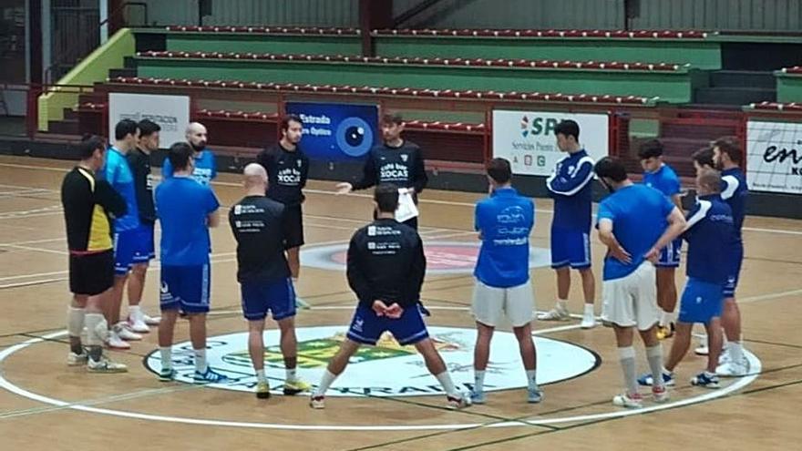 El Inversia debuta en casa frente al recién ascendido Mieres FS