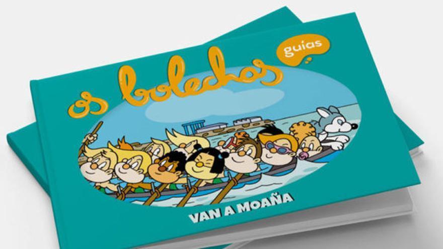 Músicos de Moaña pondrán banda sonora al libro de Os Bolechas en la localidad