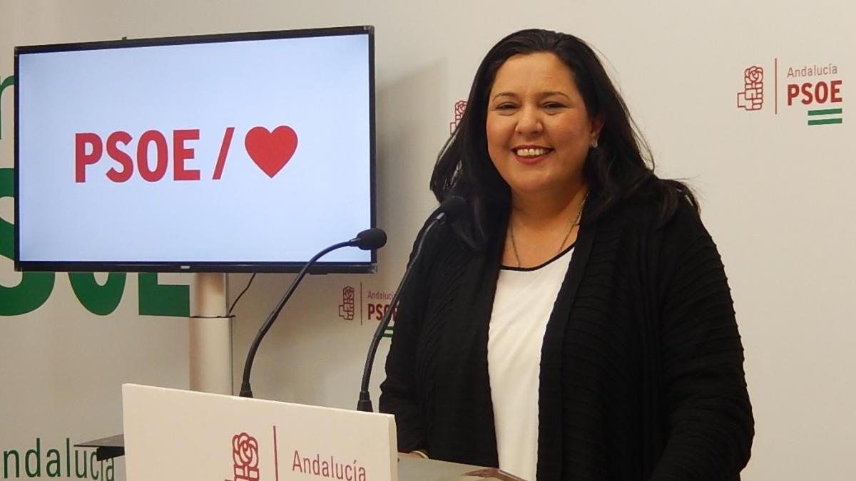 """Lola Amo: """"El Gobierno de Sánchez cumple sus compromisos"""""""