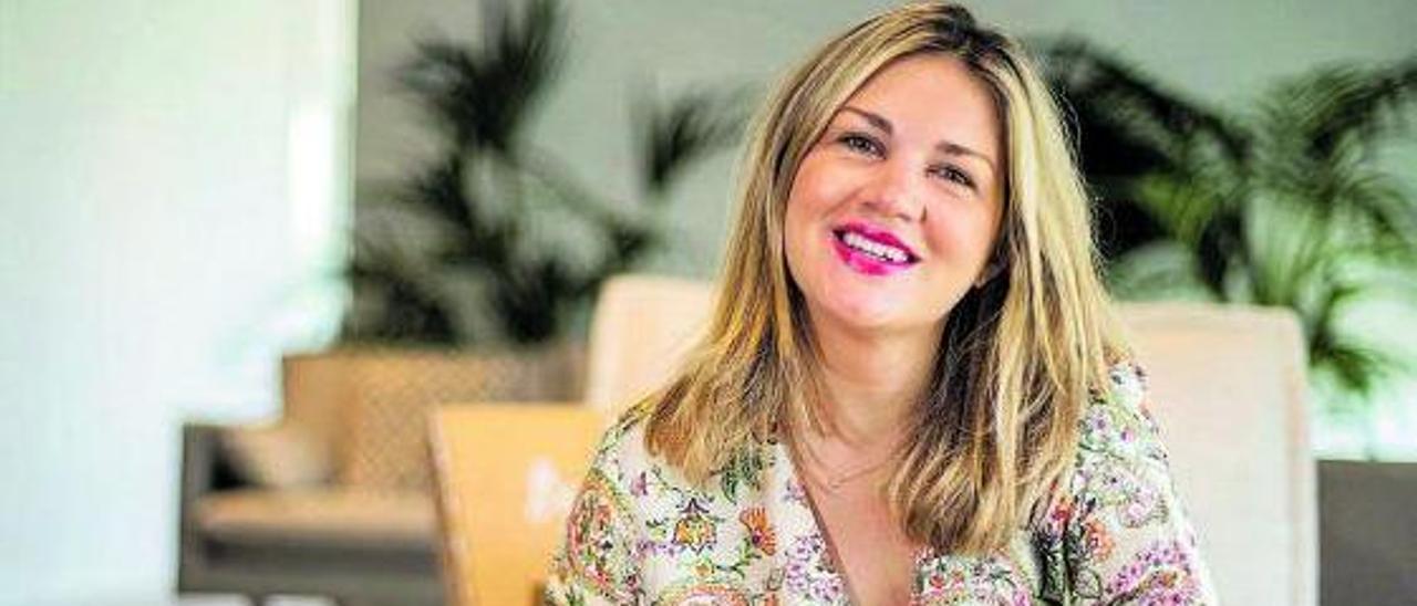 Anna Inetskaya, fundadora  y CEO de Giraffa Education.   | Jordi Cotrina