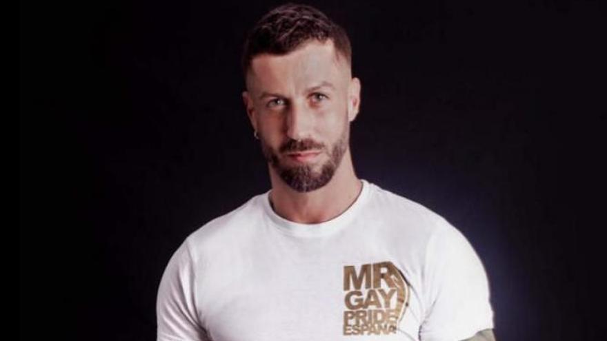 El grancanario Juan Miguel Sosa, finalista en el Mr. Gay Pride España 2019