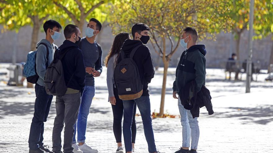 Los jóvenes son los grandes damnificados por la crisis derivada de la pandemia
