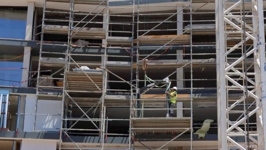Knapp 42 Prozent mehr Neubauten auf Mallorca
